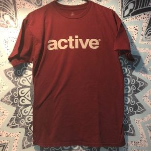 Active Ride Shop Logo T-Shirt